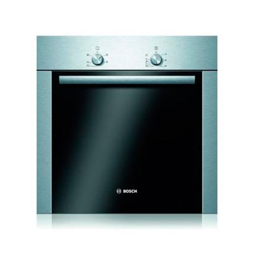 horno eléctrico de acero inoxidable bosch hba10b250e