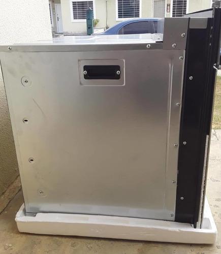 horno eléctrico empotrable de acero inoxidable para empotrar