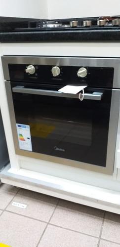 horno eléctrico empotrable midea (mgea24m6bas) nuevo en caja