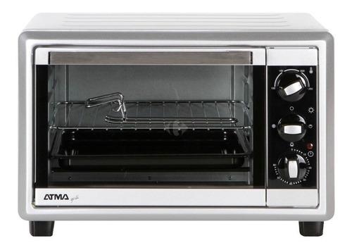 horno electrico grill atma hg-2010n 20 litros.