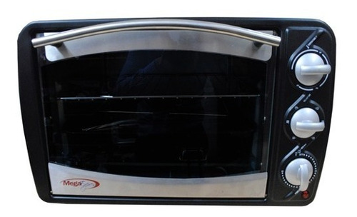 horno electrico mega express me-1003 grill spiedo 30lts