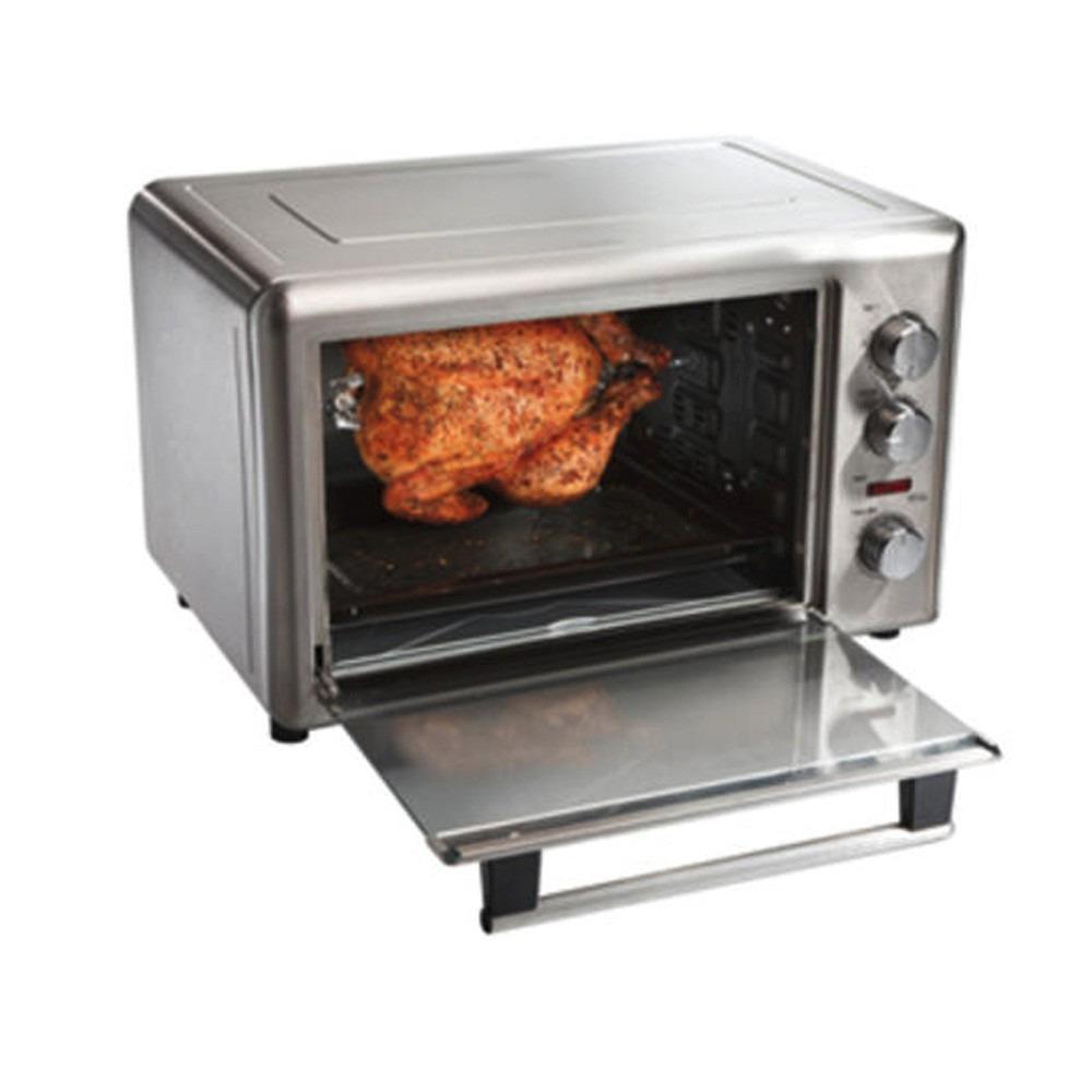 Horno electrico pan carne corte galleta pizza 31103 xxhor for Ofertas de hornos electricos