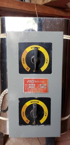 horno eléctrico para ceramica