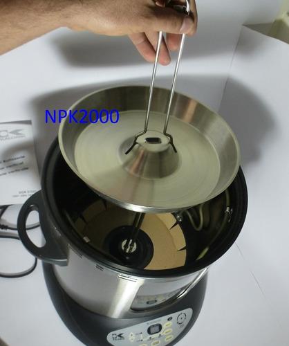 horno electrico rostizador para carnes pollo pavo kalorik