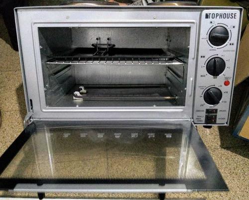 horno eléctrico top house 38 lts