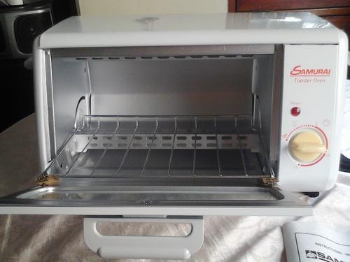 horno electrico tostador