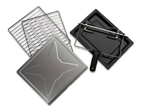 horno eléctrico tostador asador grande envio gratis