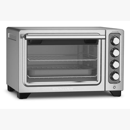 horno eléctrico tostador asador grande kitchenaid 8 rebanada
