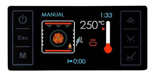horno eléctrico touch longvie hest60x de empotrar