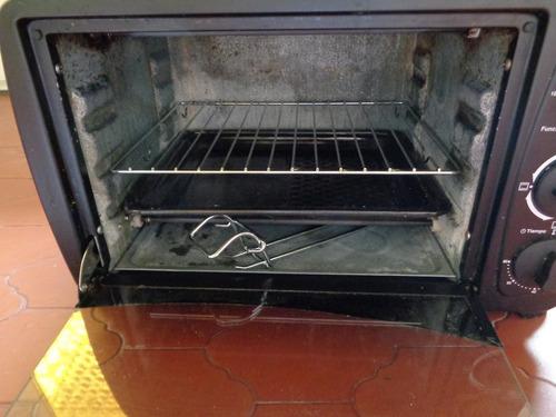 horno eléctrico ultracomb con grill modelo uc22n