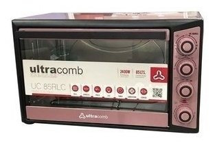 horno electrico ultracomb mod: uc-85rcl  85lts