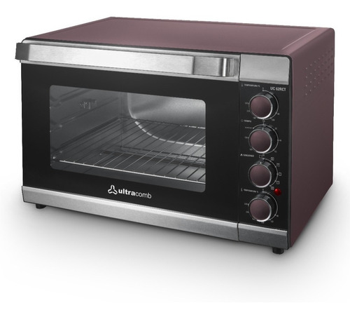horno electrico ultracomb uc-62rct 62 litros spiedo pce rt