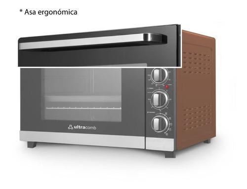 horno eléctrico ultracomb uc-95rct 95 litros espiedo ce