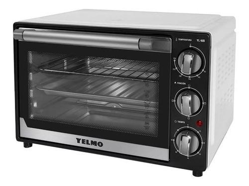 horno electrico yelmo yl-40b 1500w 40l termostato timer cuot