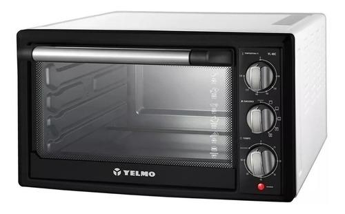 horno electrico yelmo yl-40b yl-40b - aj hogar