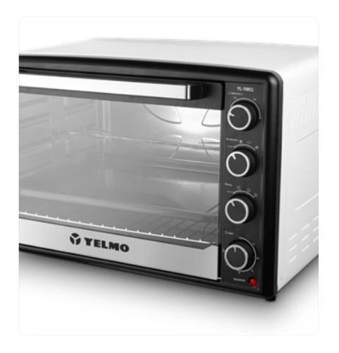 horno eléctrico yelmo yl-75rcl 2000 watts 75 litros pce