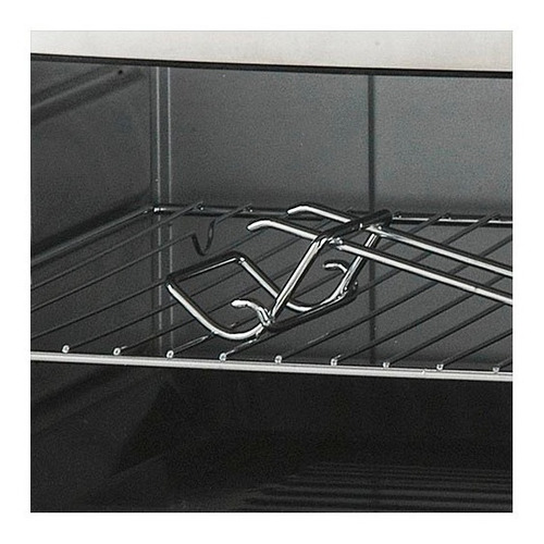 horno eléctrico yelmo yl-75rcl 75lts 2000w con spiedo