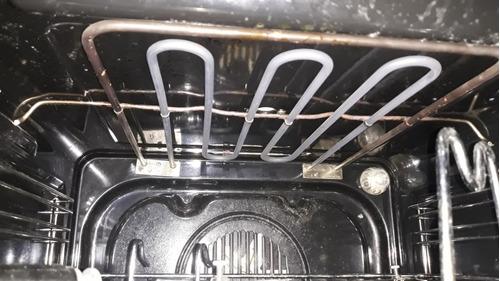horno empotrable frigilux