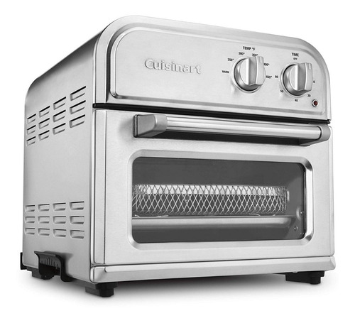 horno freidora aire cuisinart® (afr-25) nuevo en caja