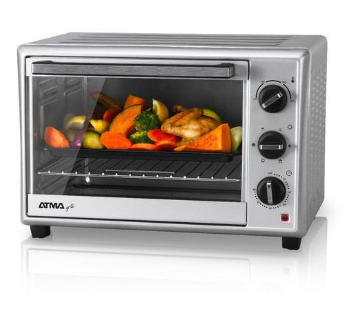 horno grill eléctrico 30l 1500w hg3010e atma