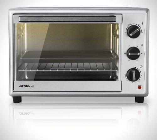 horno grill eléctrico 30l 1500w hg3010e tienda oficial atma
