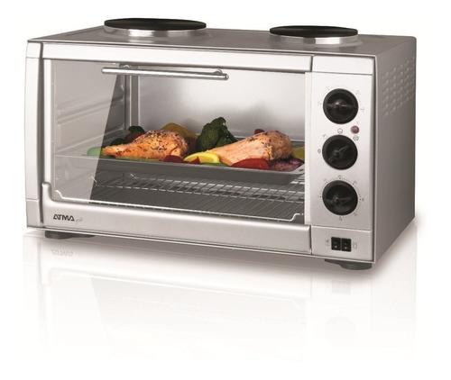 horno grill eléctrico 43l 1600w atma ag1143a