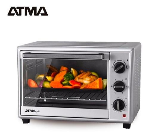 horno grill electrico atma hg4010e 1500w 40lt 6 niveles pc