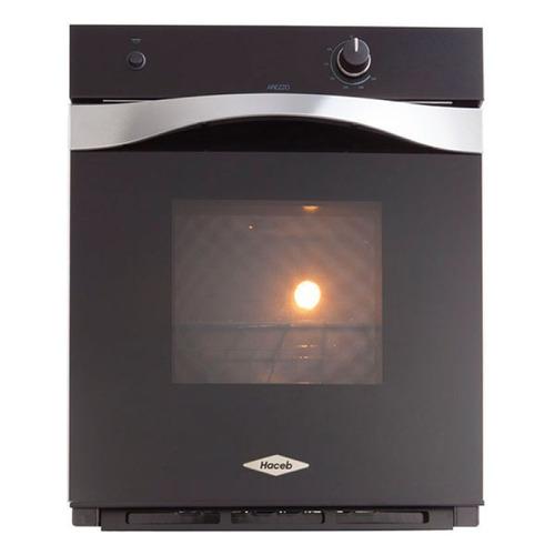 horno haceb 50cm gas natural arf negro