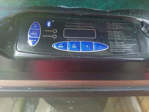 horno haumador mastebuilt eléctrico