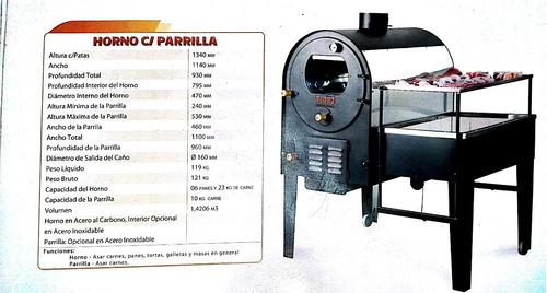horno hidro con parrilla cod.634417 -  herracor