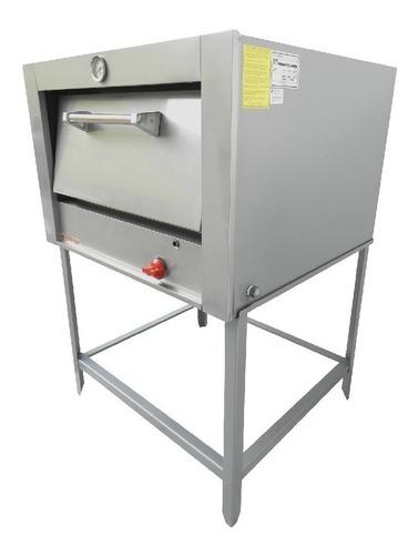 horno industrial 1 camara, 2 bandeja 58x65 cms certificado