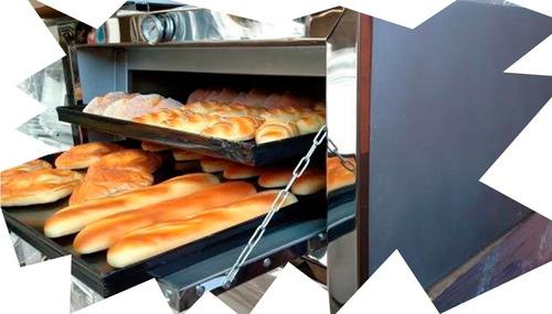 horno industrial 65x65 nuevo + garantía + seguridad