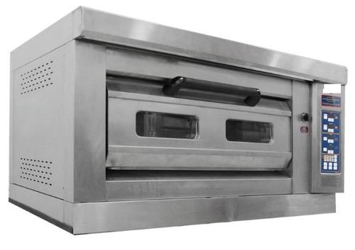 horno industrial a gas de 1 camara