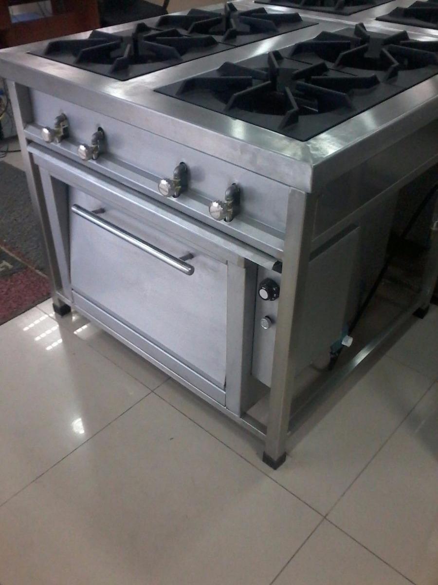 Horno industrial de acero inoxidable s en - Hornos para cocinas ...