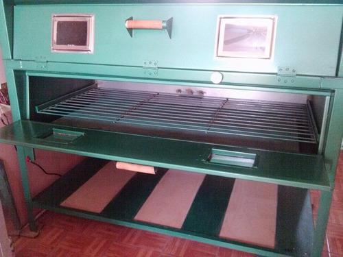 horno industrial, gastronomía