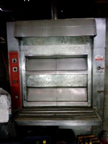 horno industrial maigas