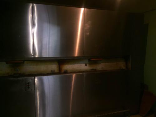 horno industrial para panaderia