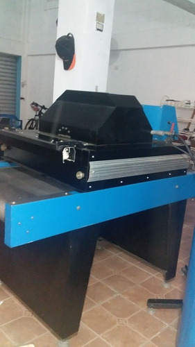 horno industrial para serigrafia