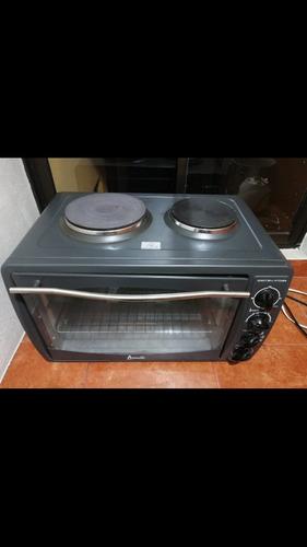 horno jumbo más cocina avanti