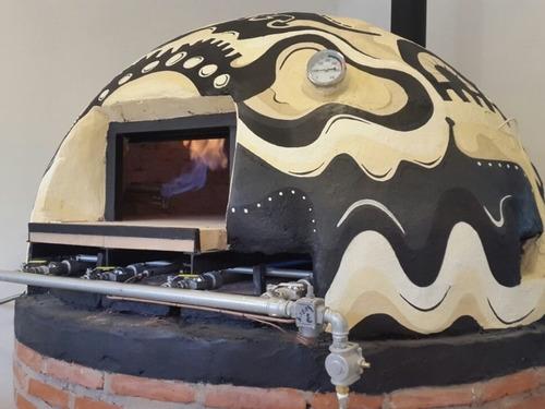 horno leña «hornos