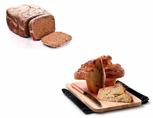 horno máquina para hacer pan philips hd9015/30 12 programas