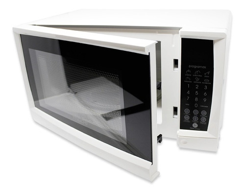 horno microondas 0.7 pies blanco mabe hmm700wk
