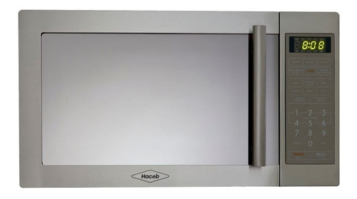 horno microondas 31 litros 120v haceb as hm-1.1 me grill