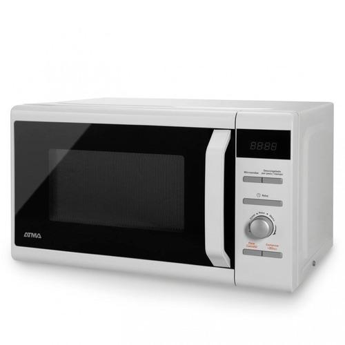 horno microondas atma md1720n 20 lts 700 w digital