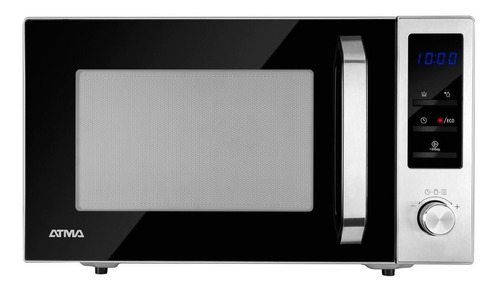 horno microondas atma md1820gn  c/grill 17 litros digital ce