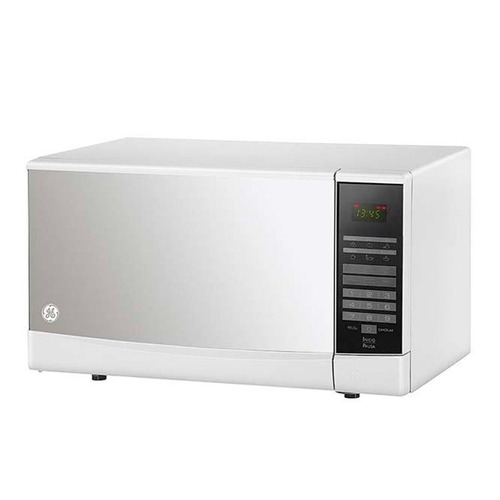 horno microondas general electric 0.7 pies gris jes70g