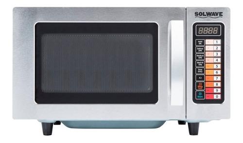 horno microondas industrial solwave 1000w 0,9 pies cúbicos