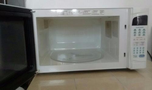 horno microondas lg