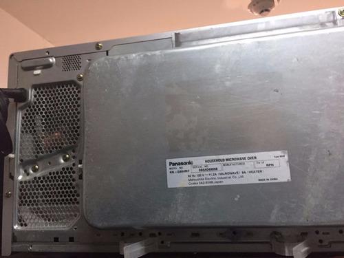 horno microondas panasonic nn-g464mf ofertas bolaños bolw