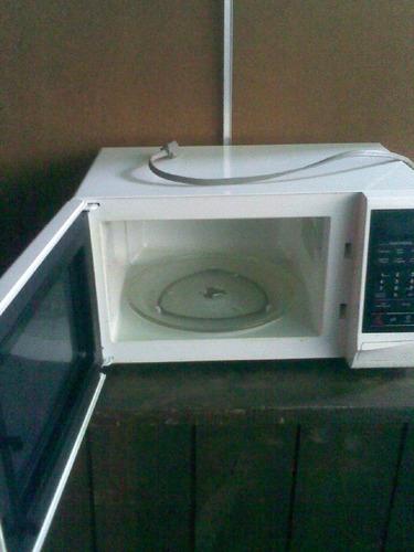 horno microondas samsung de 23 litros